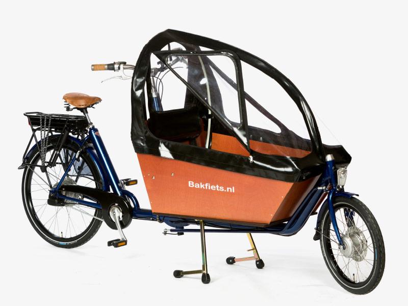 Cargo Bike La Stazione Delle Biciclette