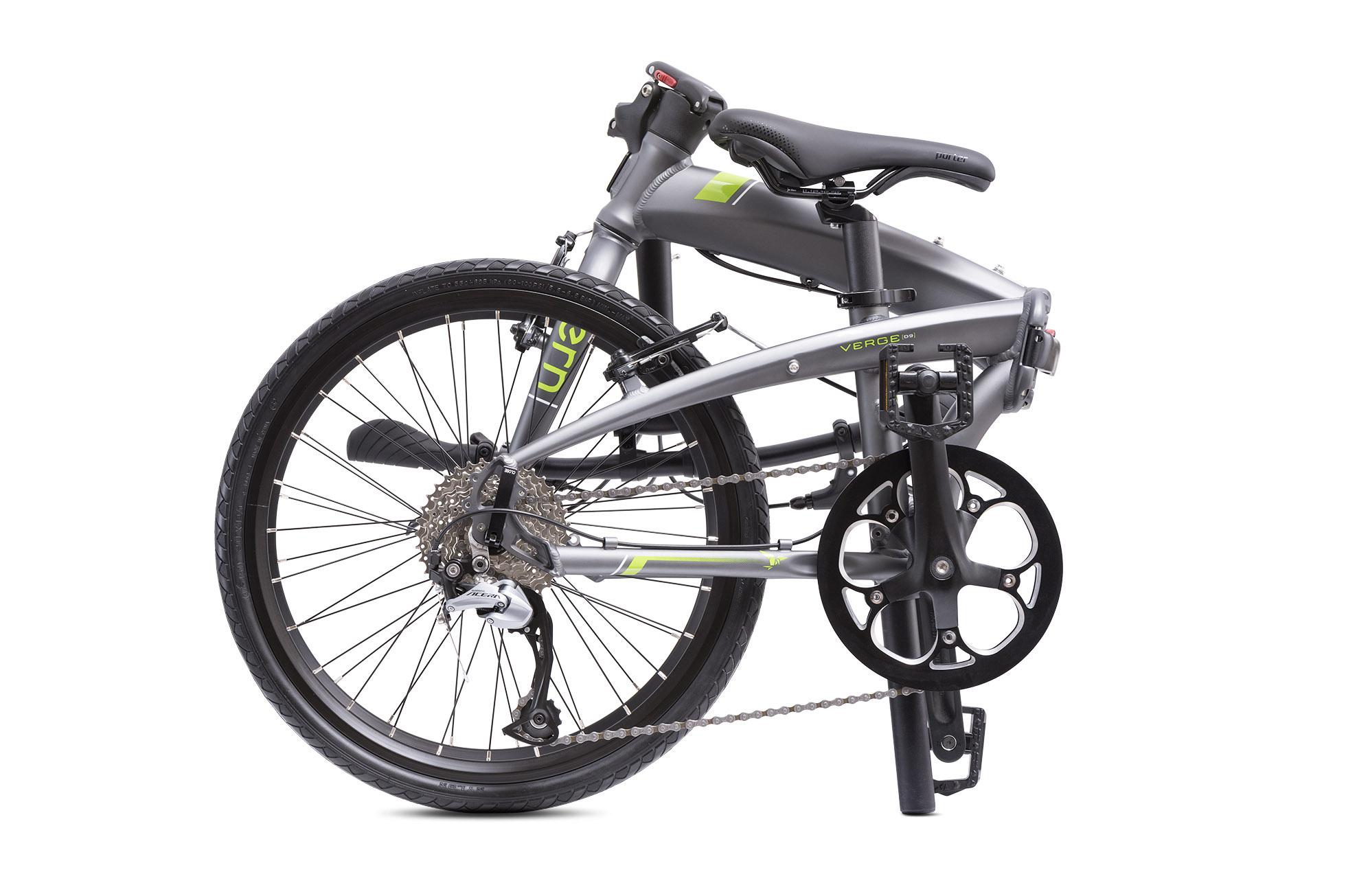 Bici Pieghevole Tern Link P9.Tern Verge D9 La Stazione Delle Biciclette