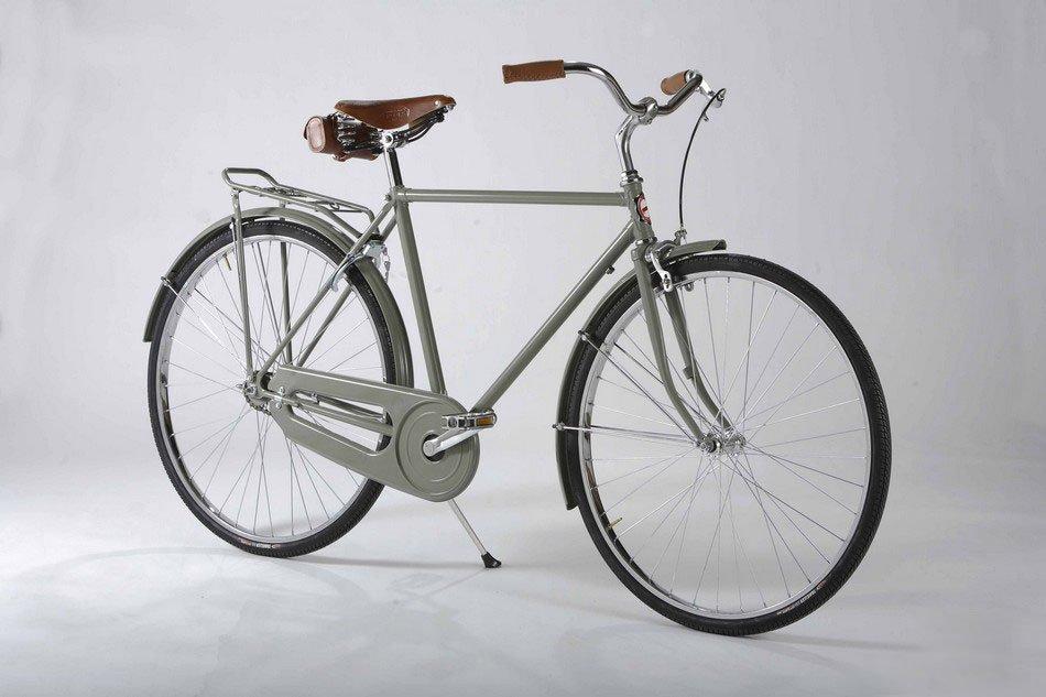 Vintage Country 3r Uomo La Stazione Delle Biciclette