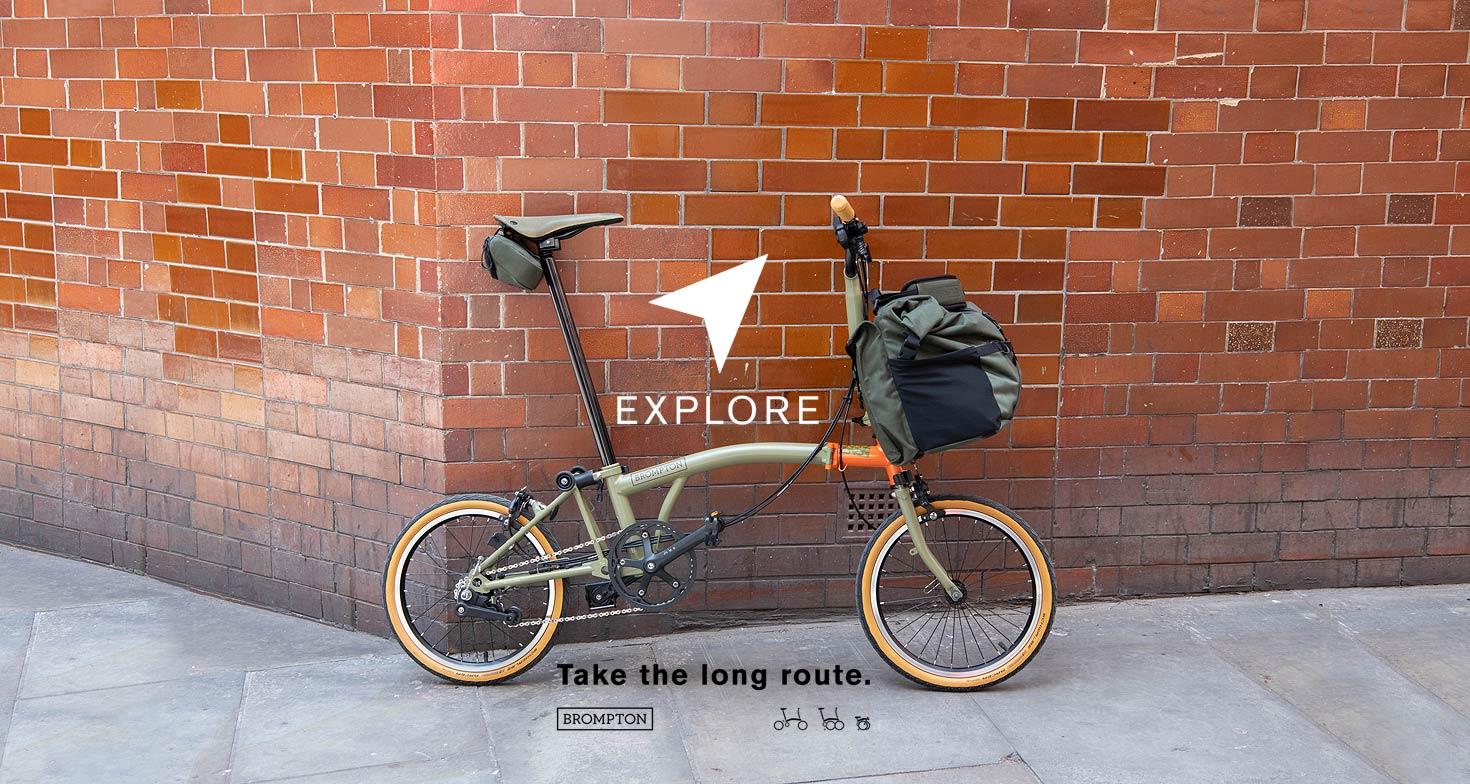 Brompton Explore Edition